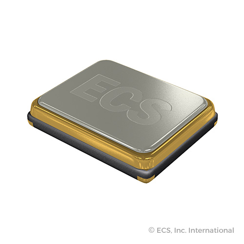 Stability ECS-120-18-28AX-TR Crystal 12MHz /±30ppm 25 Items /±50ppm 18pF Fund 60Ohm 4-Pin SMD T//R Tol